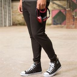 Churchill College Tapered Trackpant